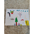 I love you Christmas picture - keep up with your good work