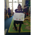 I did my own story map of the Very Hungry Caterpillar