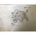 Aidan's rhinoceros