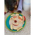 Pippas bear snack- YUM