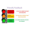 Friendly Feedback poster