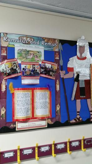 Recount - Romulus and Remus