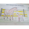 Fazil farm colouring in4