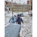 Snow fun :)