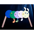Look at my wiggly caterpillar!