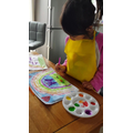 Millie caterpiilla butterfly painting3.jpeg