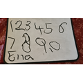 Ella's amazing numbers