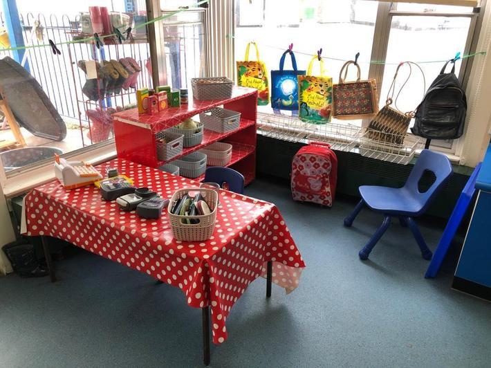 Our nursery shop