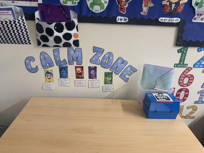 Calm Zone in Apollo class