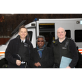 Chief Inspector Chattenton, Rev. Singh, Sgt Moss