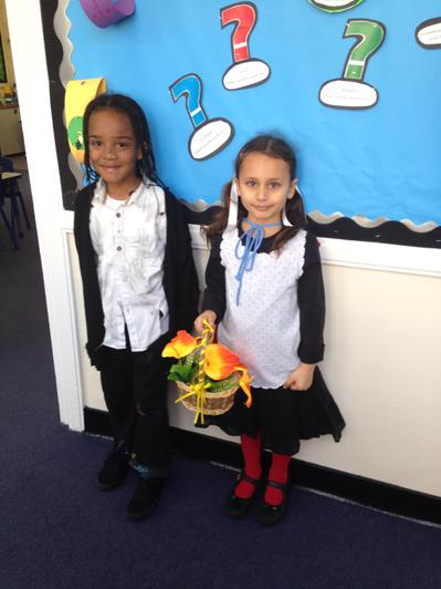 Victorians arrive for book week activities