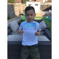 Aidan's writing