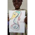 Sita's sea horse