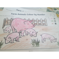 Fazil farm colouring in3