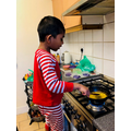Baveen cooking