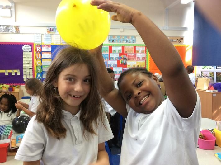 Investigating static electricity