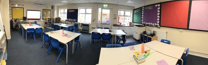 Soyuz classroom