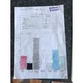 Andiara's tally and bar graph
