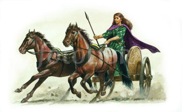 Boudicca's revolt - Diary entry