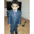 Baveen looking very smart.jpg