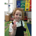 making a worry doll