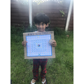 Siddharth's board game