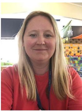 Mrs Waring - Nursery Phase Leader