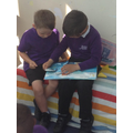 Researching together