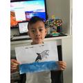 Aidan's killer whale