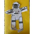 Nokaiah's Space man