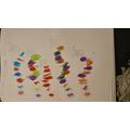 Great repeating coloured caterpillars Ella!