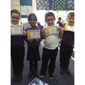 Well Done to Casey, Sanugiya, Evren & Frankie 3.2