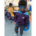 We had so much fun dressing as heroes and princesses!