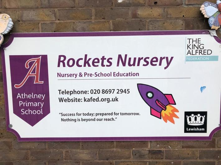 Entrance to the nursery
