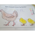 Fazil farm colouring in2