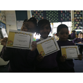 Well Done to Armani, Pukalnila and Callum 12.2.16