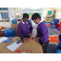 Maths - Building geometric shapes.