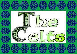 The Celts - Non-chronological report