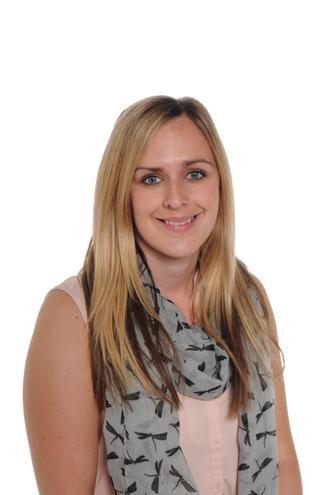 Mrs Jessica Whitehead Puddles class teacher