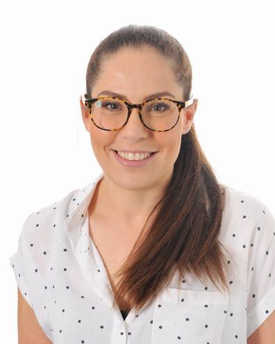Mrs Sarah Urquhart Display andAdmin Assistant