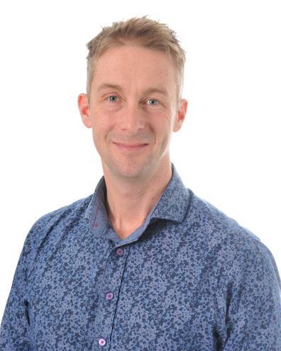 Mr Preston Year Six Class Teacher