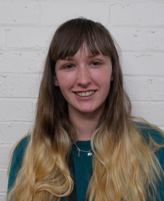 Juliette Mahon - Teaching Assistant