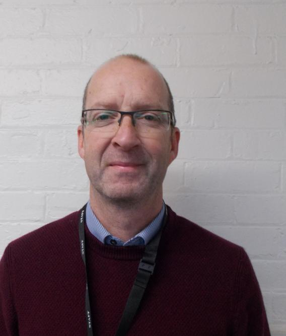 Andy Campbell - Teaching Assistant