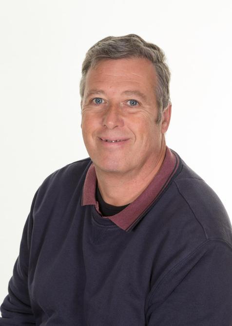 John Whitham - Buildings Supervisor