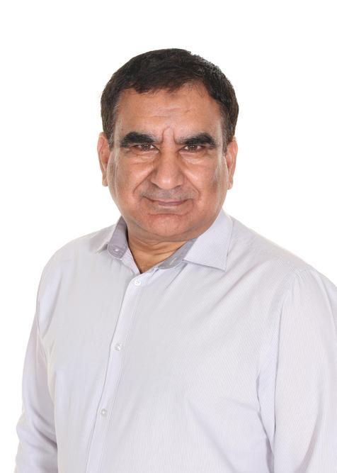 Naz Hussain - Pastoral Team