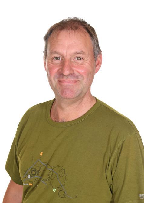 Simon Fuller - Handyperson and Cleaning Supervisor