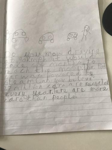 Facts about cars by Bilal (1SK)