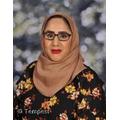 Mrs Yaqoob - Teaching Assistant
