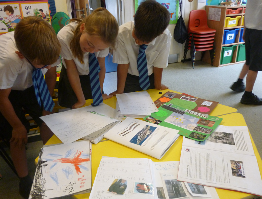 Armed Forces homework projects