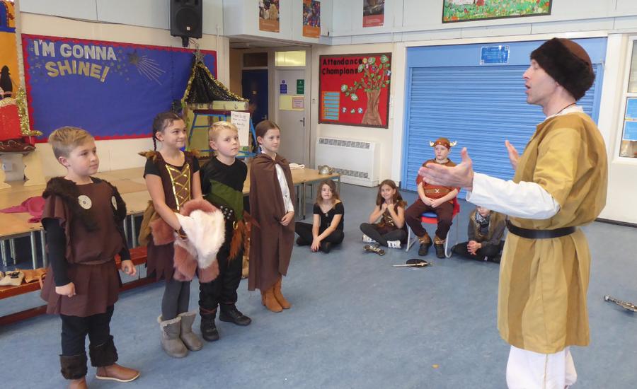 Y5 Viking Workshop